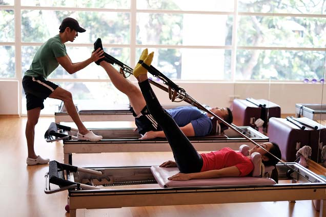 pilates studio in singapore - duet 2