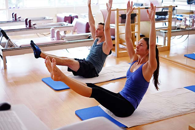 pilates studio in singapore - duet 4