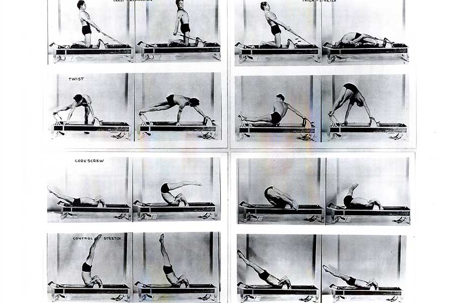 pilates studio in singapore - history caro 1